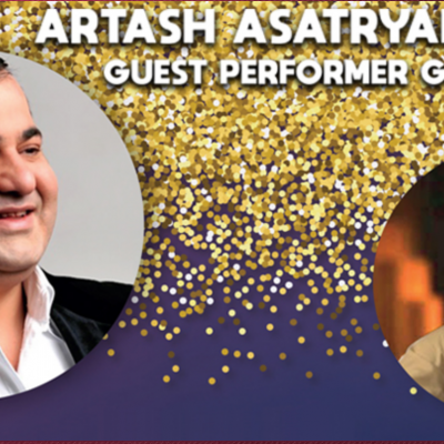 September 30th Performance with Artash Asatryan and Band